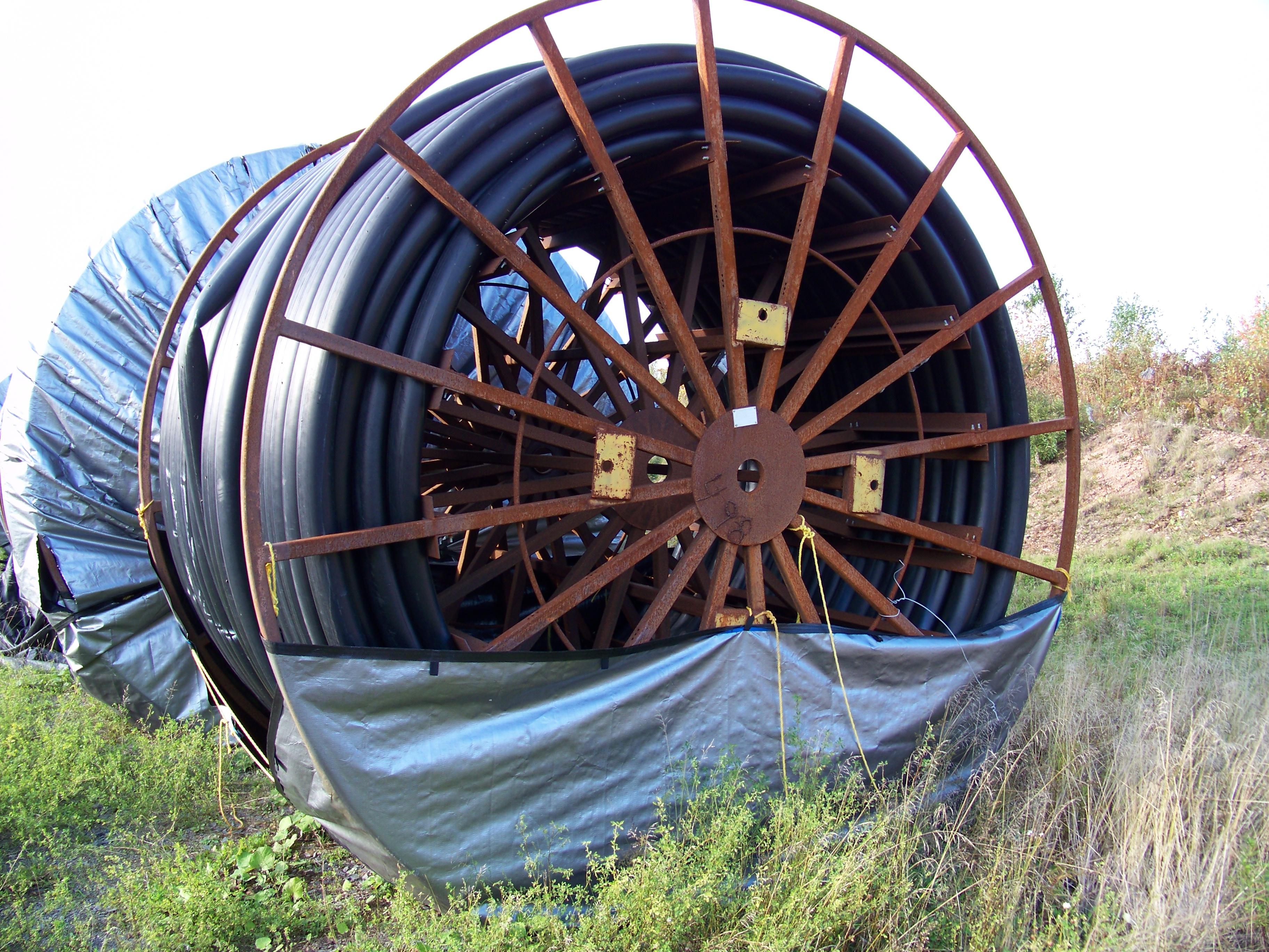 Pipe reels 07 Oct 2012